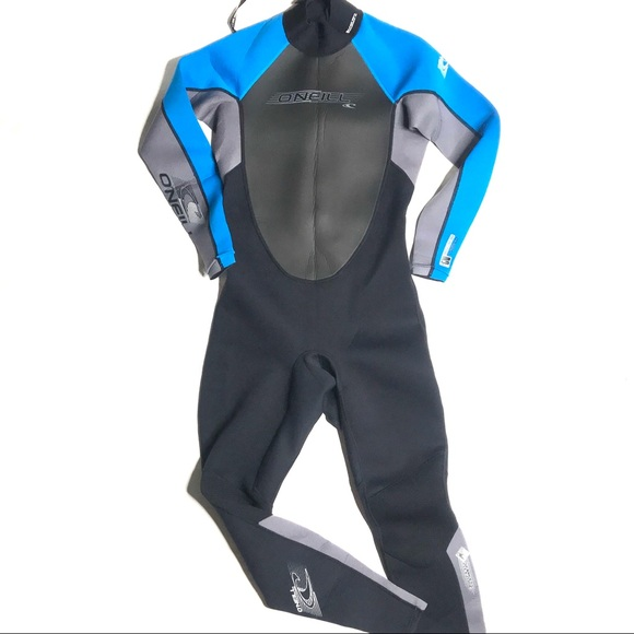 8f89313a3f O Neill Men s Reactor 3 2mm Back Zip Full Wetsuit